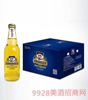 伊堡啤酒9°纯酿啤酒300ml