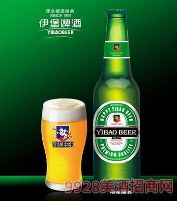 伊堡啤酒330ml-8°特酿啤酒
