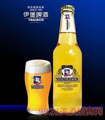 伊堡啤酒300ml9°纯酿啤酒