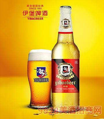 伊堡啤酒9°500ml纯酿啤酒