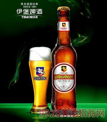 伊堡啤酒330ml8°精酿啤酒