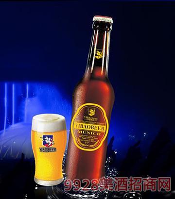 伊堡啤酒330ml8°原酿啤酒