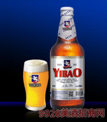 伊堡啤酒精酿啤酒500ml
