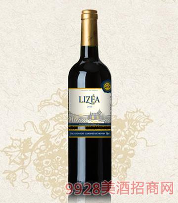 利姿庄园窖藏赤霞珠干红葡萄酒13度750ml