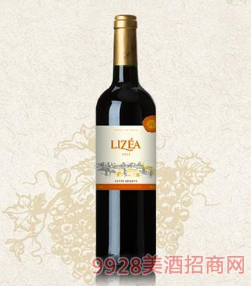 利姿庄园特酿干红葡萄酒12度750ml