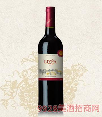 利姿庄园珍藏干红葡萄酒12度750ml