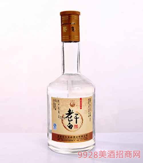 兴安岭酒老白干50度光瓶酒