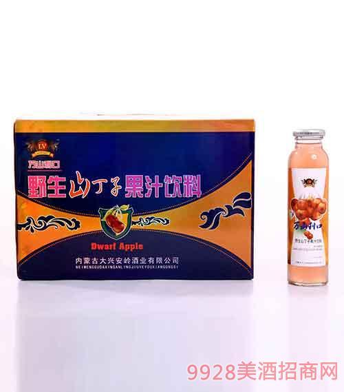 内蒙古野生山丁子礼盒装(8瓶)