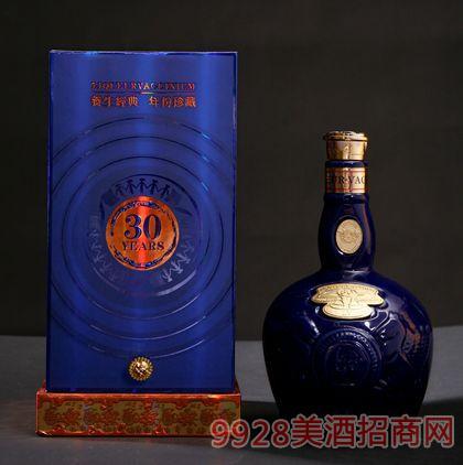 万山利口酒30年窖藏