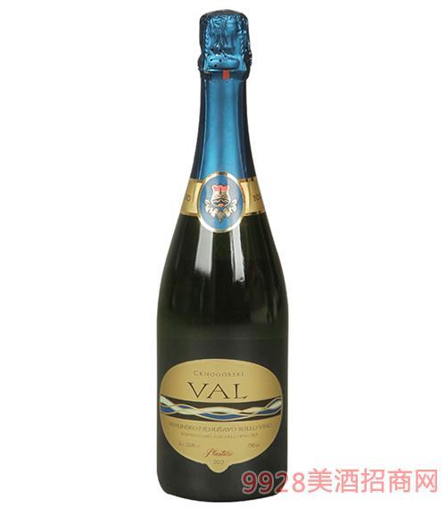 维拉海之浪起泡葡萄酒12度750ml