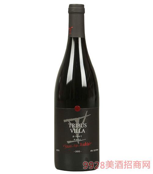 黑比诺干红葡萄酒(橡木桶)12.5度750ml