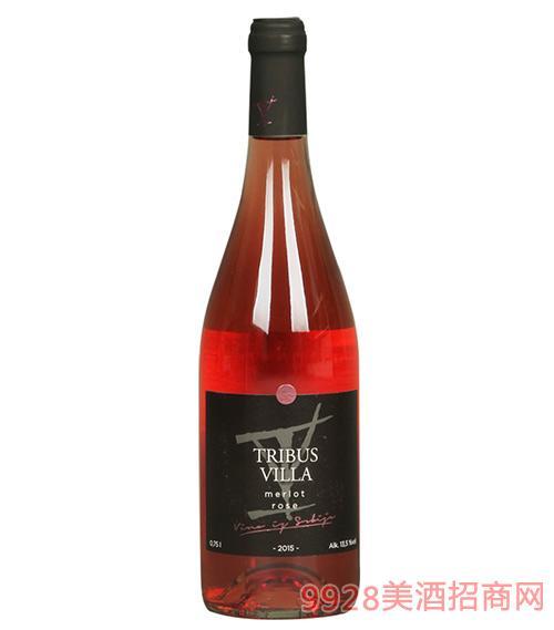 薇娜桃红葡萄酒13.5度750ml