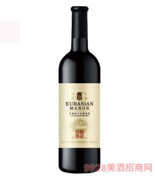 珍藏级干红葡萄酒750ml