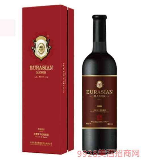 特级精选赤霞珠干红葡萄酒750ml(单支礼盒)