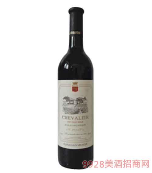骑士干红葡萄酒750ml