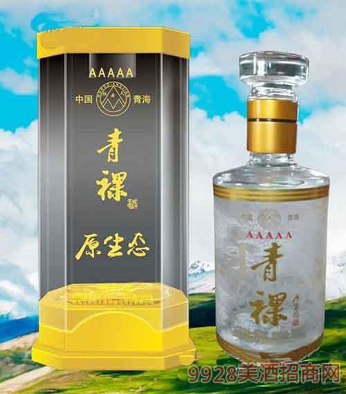 醉八天青稞酒5A原浆生态酒