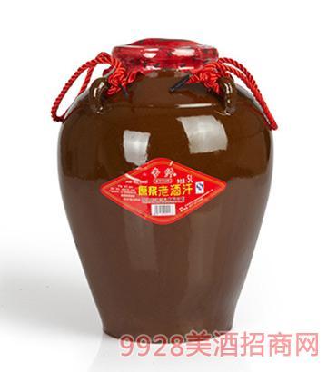 帝师原浆老酒汗60度5L米香型白酒