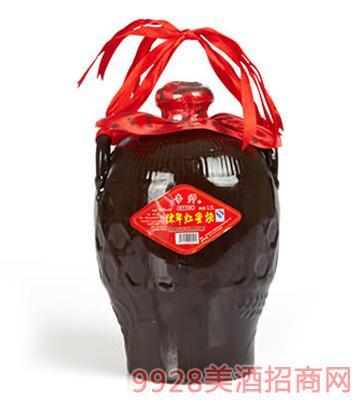帝师陈年红蜜烧20度1.5Lx6