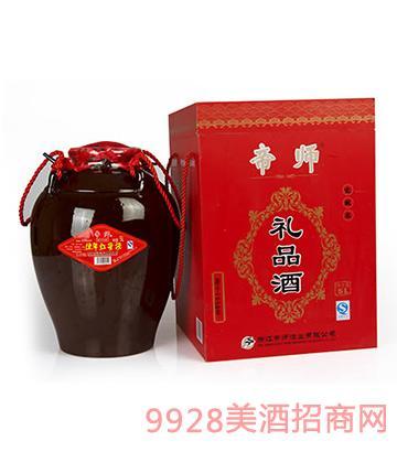 帝师陈年红蜜烧礼品酒20度5L
