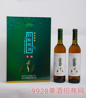 猕猴桃酒果酒22度750ml