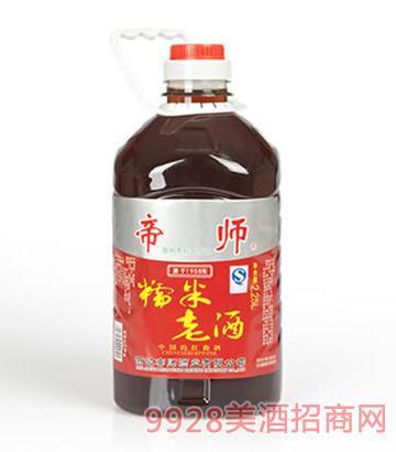 糯米老酒10度2.25L