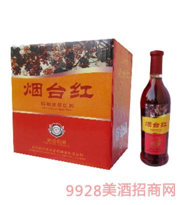 烟台红特制原浆红酒