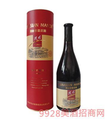 �L情高�赤霞珠�t葡萄露酒(�A桶)