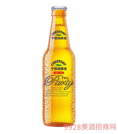 千岛湖啤酒8度330ml精品啤酒