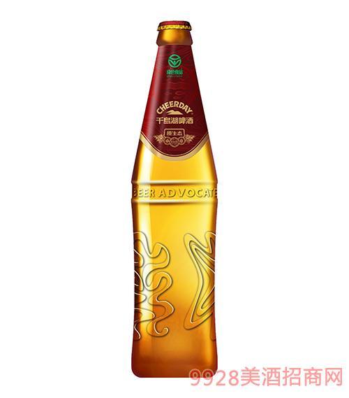 千岛湖啤酒8度318ml原生态啤酒