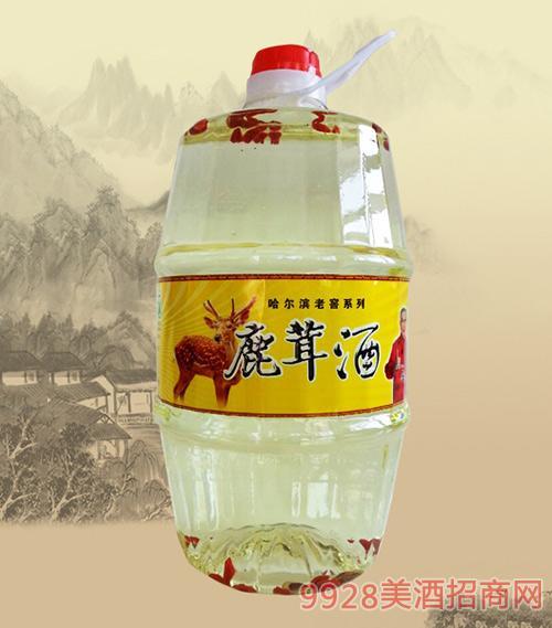 哈尔滨老窖酒鹿茸桶酒