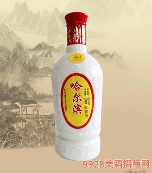 哈尔滨老窖酒38度500ml