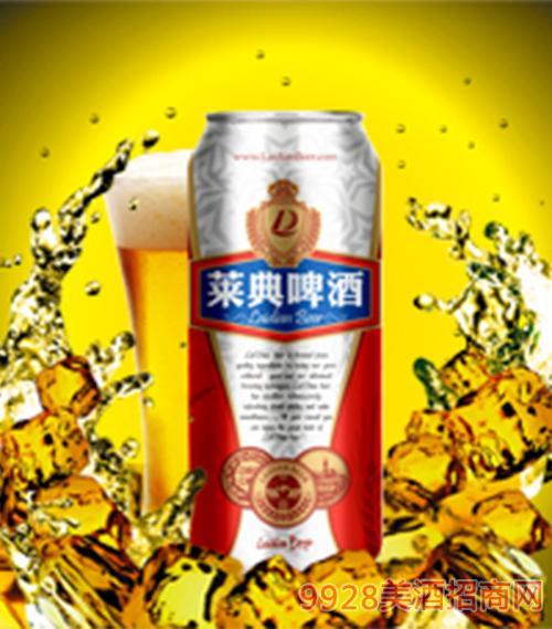 莱典啤酒罐装500ml