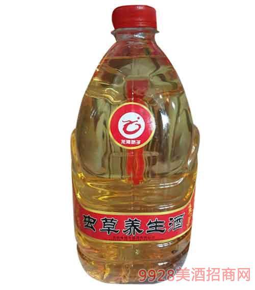 吉林龙湾娇子虫草养生酒