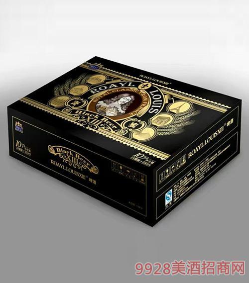 路易十三啤酒至尊黑啤330ml箱子