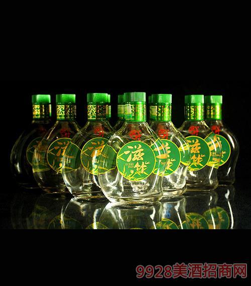滋竹酒52度125ml浓香型小酒