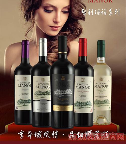 智利玛诺葡萄酒