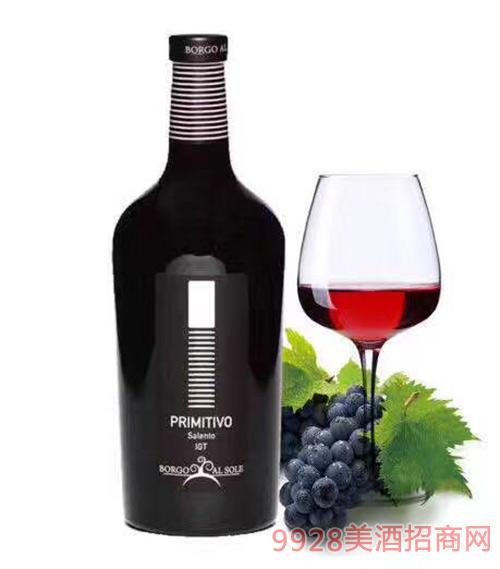 萨雷顿干红葡萄酒14%vol750ml