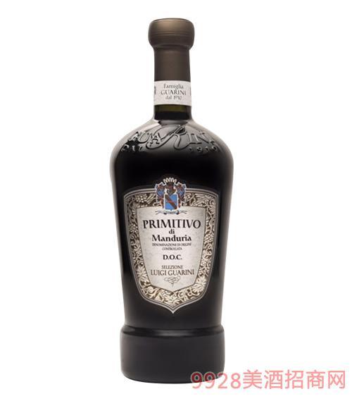 意大利路易斯窖藏精酿干红葡萄酒14.5%vol750ml