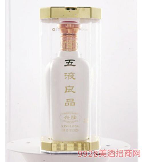 五液良品酒兴隆酒33度500ml
