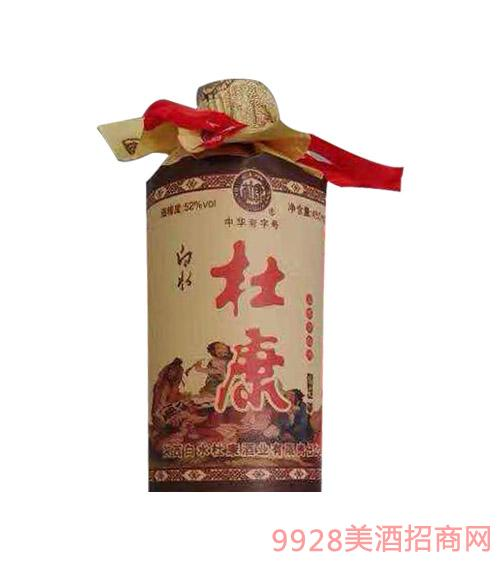 杜康国花酒52度450ml