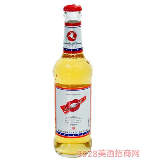 欧特斯啤酒瓶装3.3度330ml