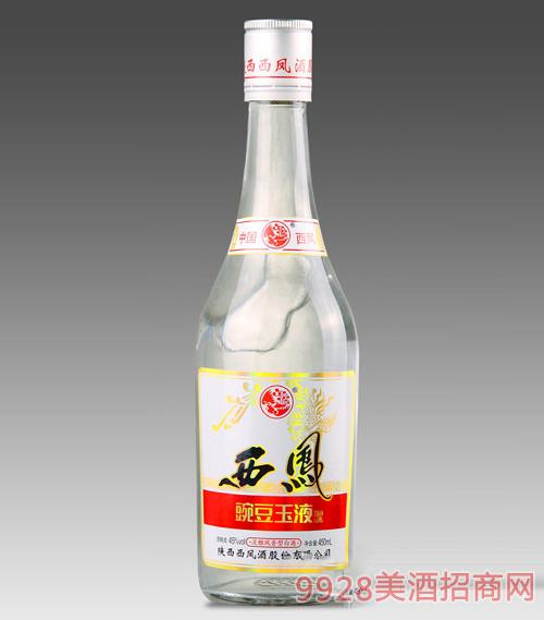 西凤豌豆玉液酒45度450ml