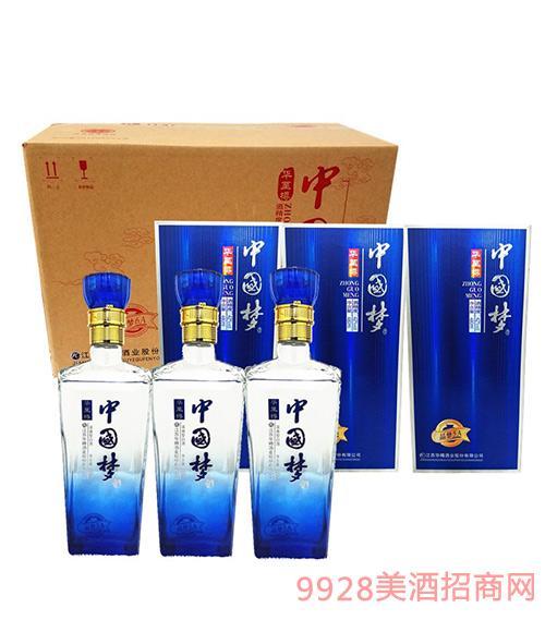中国梦酒品梦5A42度52度480ml