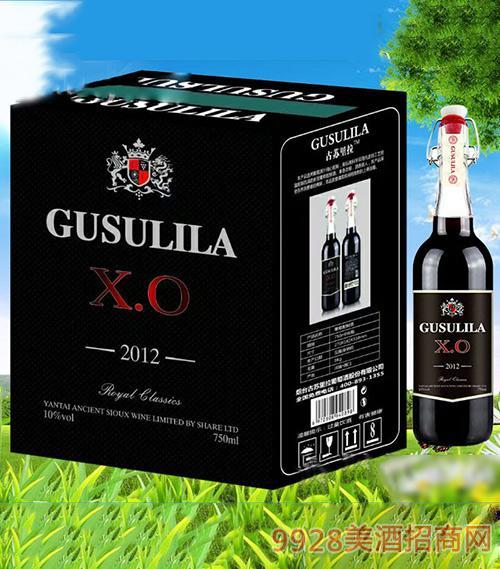 古苏里拉酒XO-750ml