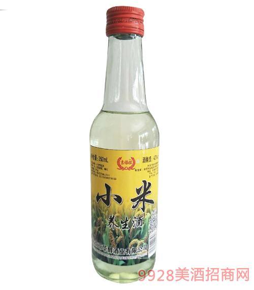 京禧拦小米养生酒42度260ml