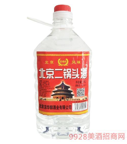 京禧拦北京二锅头4L