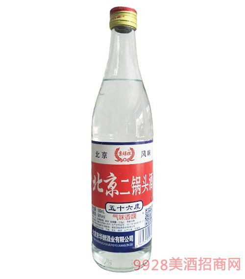 京禧拦北京二锅头56°500ml白瓶