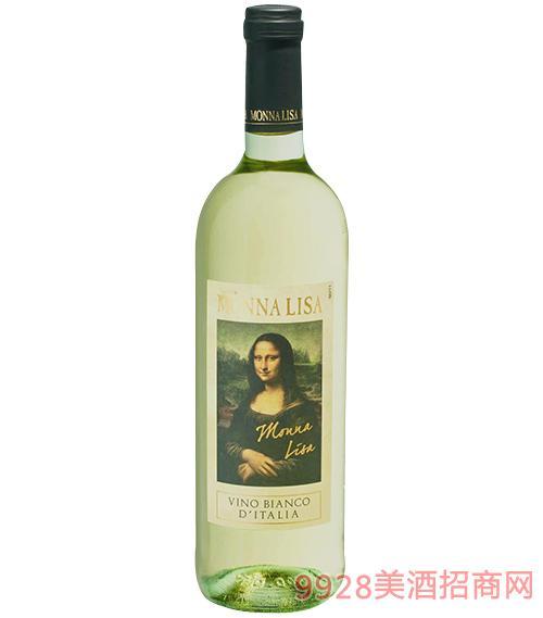 蒙娜丽莎白葡萄酒11度750ml