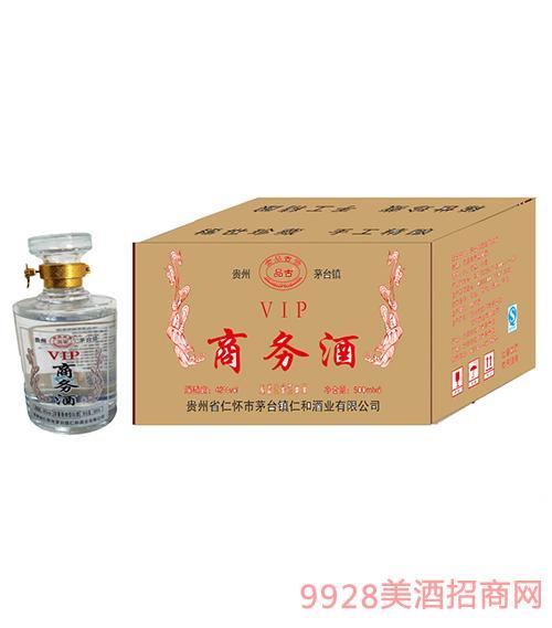金品古酱品古商务酒浓酱兼香型42度500ml×6