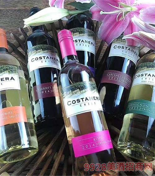 智利科美有機葡萄酒